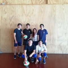 Amistoto Volleyball