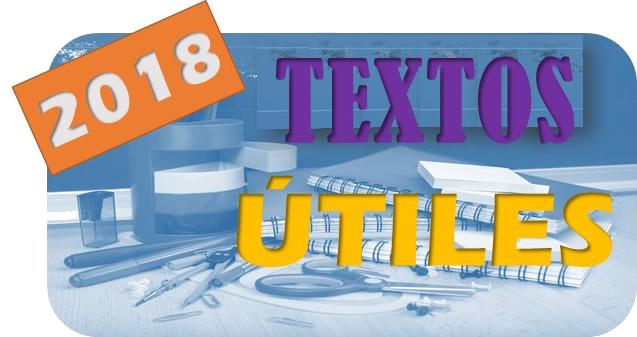 Botón textos